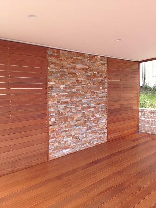 Privacy Screen Photos Life Outdoors Decking St George