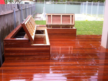 Landscaping, Gates, Planter Box, Day Bed, Water Feature Photos - Life ...